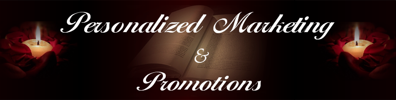 Personalized Marketing & Promotions