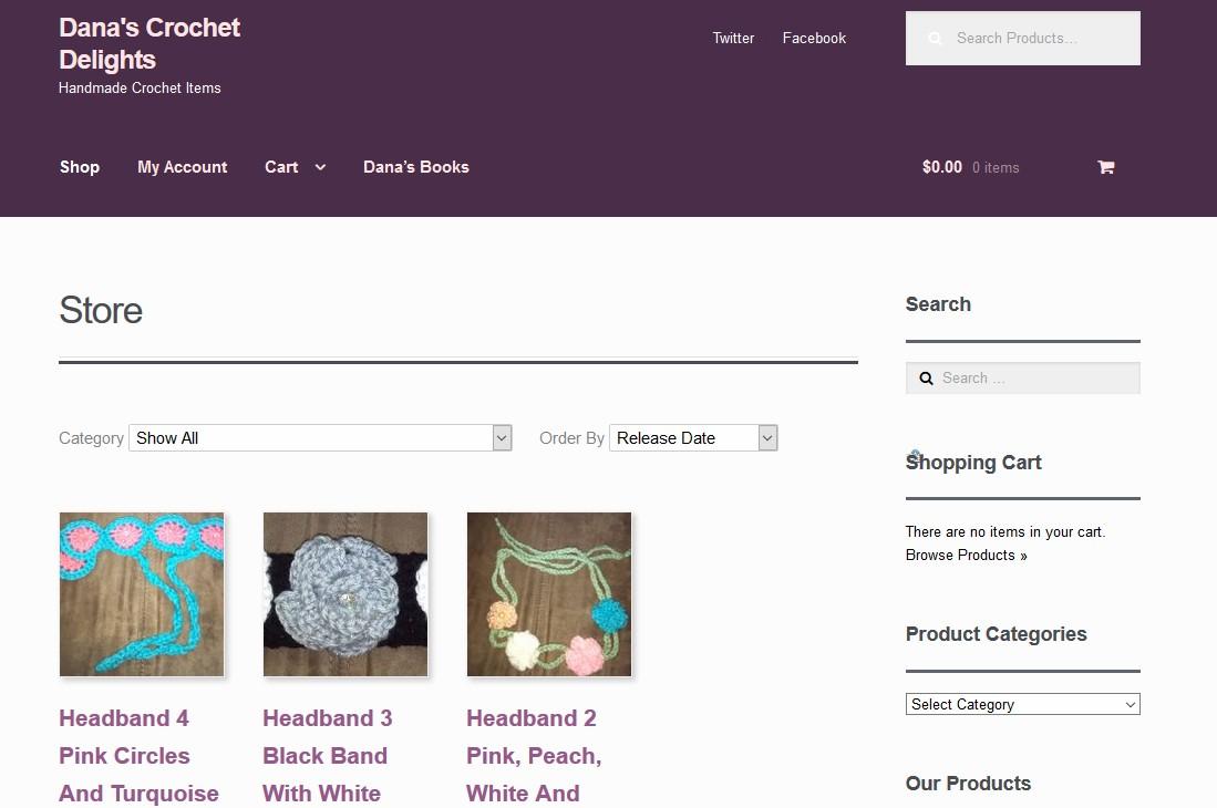 Dana's Crochet Delights Shop