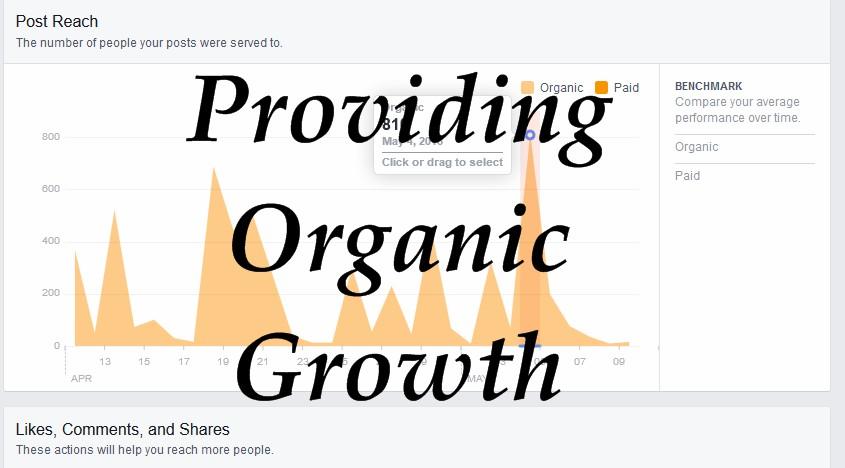 Social Marketing Organic Growth