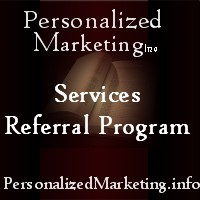 Personalized Marketing Inc Referral Program