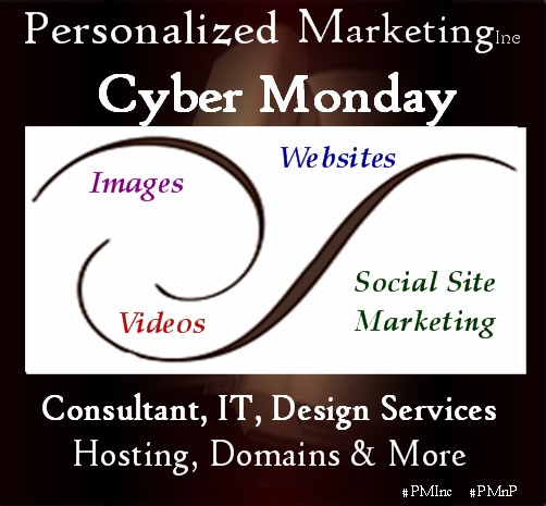 PM Inc Cyber Monday Special All Week