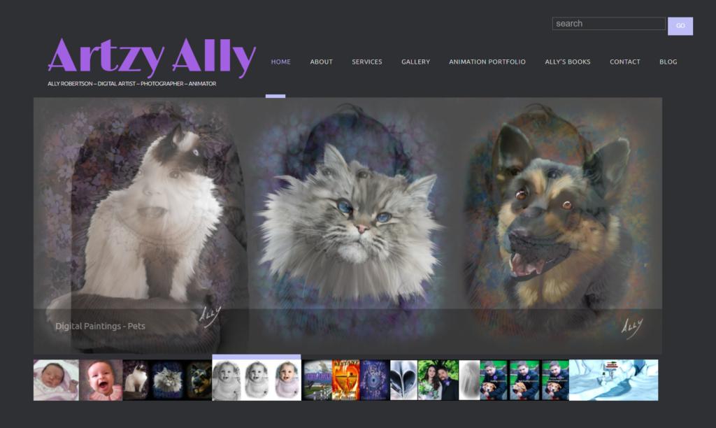 Artzy Ally