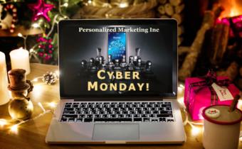 Cyber Monday - Personalized Marketing Inc, #PMInc, #CyberMonday, Cyber Week