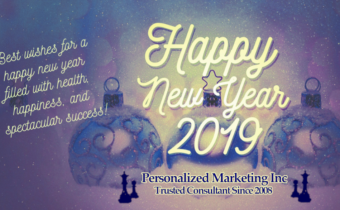 Personalized Marketing Inc - Happy New Years