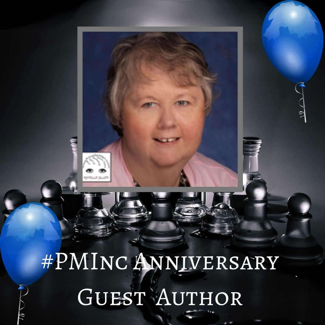 #PMInc Guest Author Kayelle Allen
