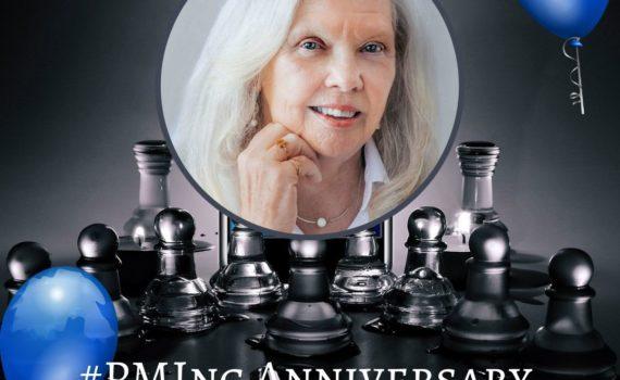 #PMInc Guest Author Beverley Bateman