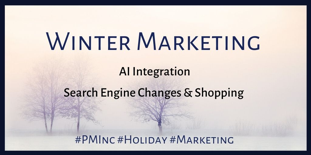 #RealMarketing #OrganicGrowth #Life #PMInc #Holidays #Thanksgiving #Christmas #NewYear