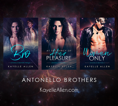 Antonelo Brothers by Kayelle Allen